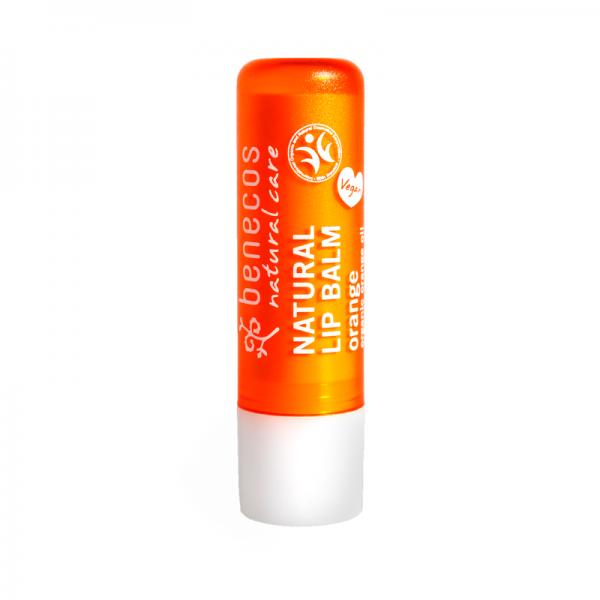 Benecos Lip Balm Orange