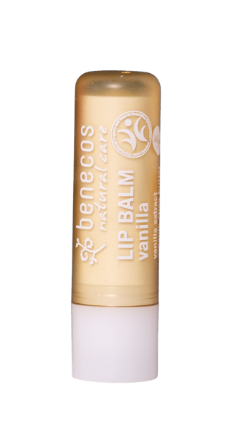 Benecos Lip Balm vanilla 4,8 g