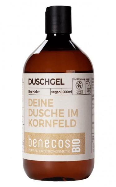 Duschgel Bio-Hafer 500 ml