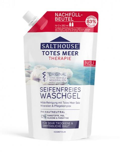 Seifenfreies Waschgel Nachfüllbeutel 500 ml