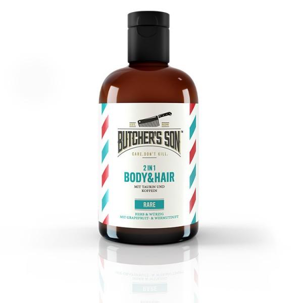 2in1 Body+Hair RARE 420 ml