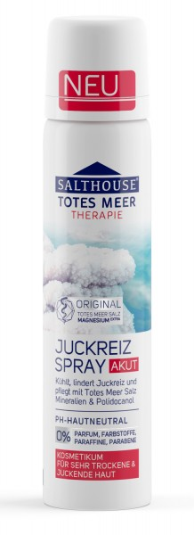 Totes Meer Juckreiz Spray Akut 50 ml