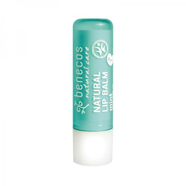 Benecos Lip Balm mint 4,8 g