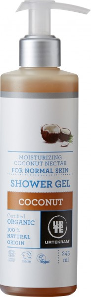 Coconut Shower Gel 245 ml