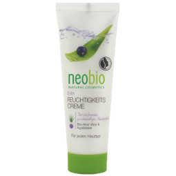 neobio 24h Feuchtigkeitscreme 50 ml