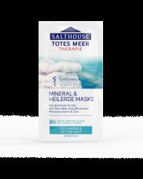 Salthouse Totes Meer Mineral + Heilerde Maske 2 x 7 ml
