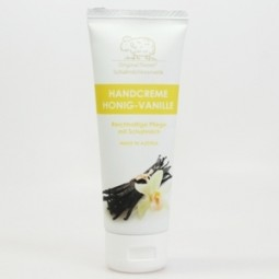 Handcreme Honig-Vanille 75 ml