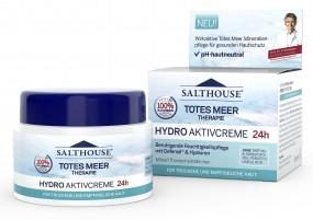 Salthouse Totes Meer Hydro Aktivcreme 24h 50 ml