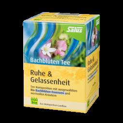 Bachblüten Tee Ruhe + Gelassenheit 15 x 2 g