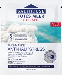 Salthouse Totes Meer Tuchmaske Anti-Hautstress 1 St.
