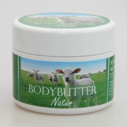 Bodybutter Natur 125 ml