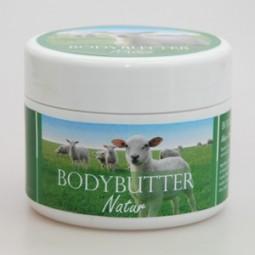 Bodybutter Natur 125 ml