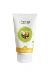 benecos Body Lotion Sanddorn + Orange 150 ml